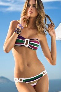 Модные купальники 2010 - готовимся к отпуску!