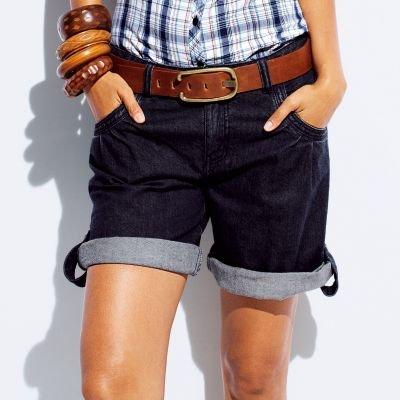 Джинсовые шорты мужские, 2011.