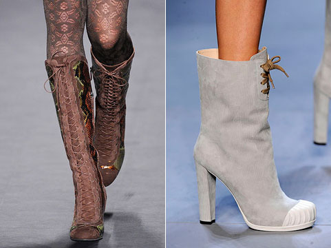 Самая модная обувь осень зима 2 11-2 12 - 3Ladies ru
