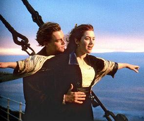 Лучшие фильмы о любви: «Любовь и голуби» для мужчин, «Титаник» для женщин