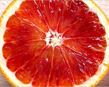 Сок красного апельсина поможет в борьбе с лишним весом