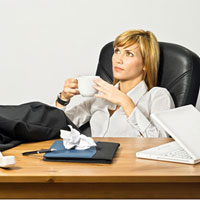 Скука опаснее стрессов