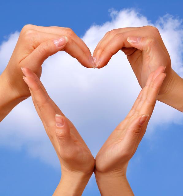 Любовь – это состояние всего существа