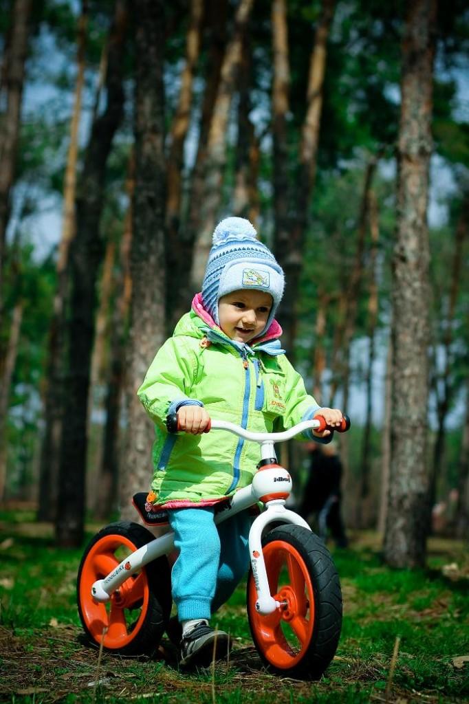 Выбираем детские велосипеды от 3 лет