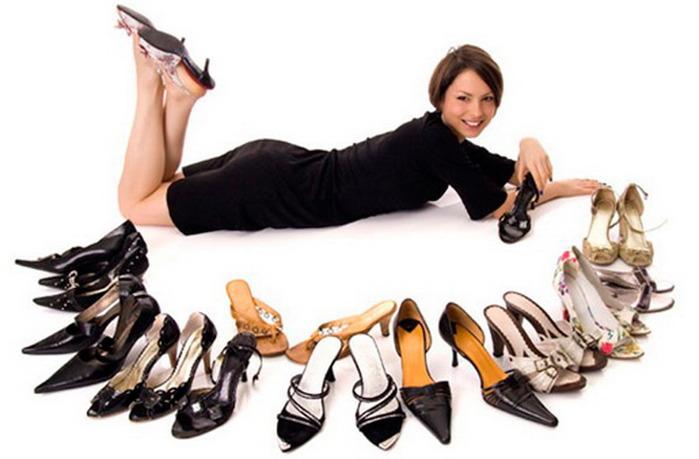 Женская обувь многое расскажет о характере ее владелицы