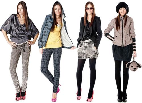 Оптовые поставки модной одежды
