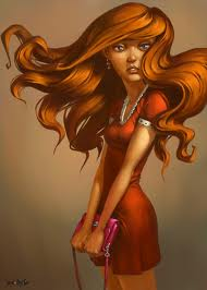 Как влияет рыжий цвет волос на характер и судьбу женщин