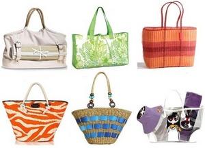 Какую пляжную сумку взять с собой на море