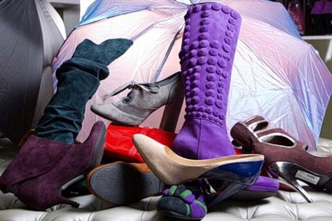 Обувь — важный элемент женского гардероба