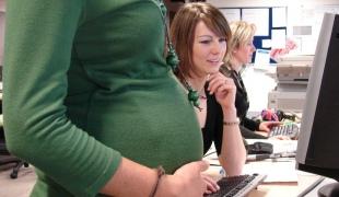 Как рассказать о беременности начальнику?