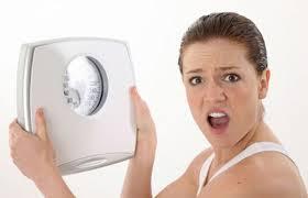 Похудение: вес «встал на месте»