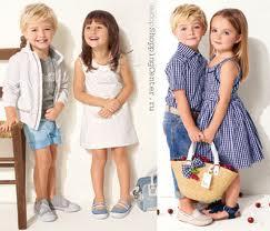 Тенденции детской моды лета 2013