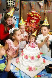 Шесть суперидей для детского праздника