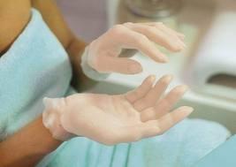 Парафинотерапия: эффект за полчаса