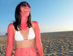 Летний сезон не в радость, а в гадость — рецепт лечения солнечных ожогов
