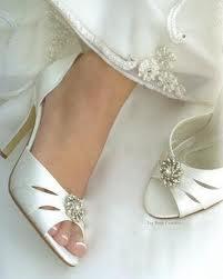 Как выбрать туфельки на свадьбу