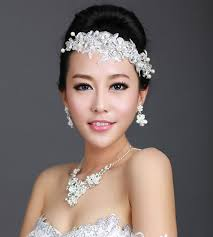 Женские украшения для невесты