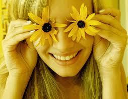 Позитивное мышление делает женщину счастливой
