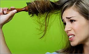 Приводим волосы в чувства дома
