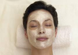 Лифтинг-маска для лица на основе имбиря