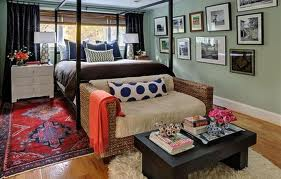 Как с помощью аксессуаров сделать модный интерьер спальни