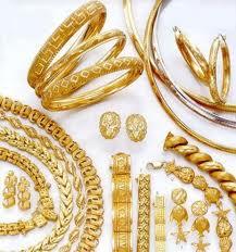 Уход за украшениями из золота
