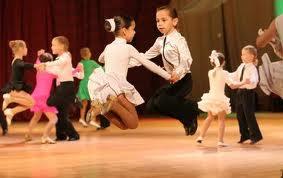 Бальные танцы – история моей дочери