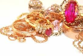 Выбираем украшения из золота