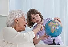 Какими бывают бабушки для ребёнка?