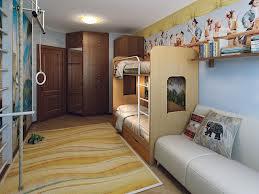 Организация интерьера детской комнаты для двоих детей