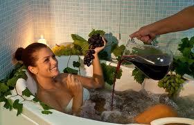 Винотерапия – для здоровья и красоты