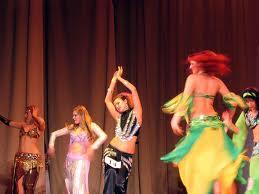 Восточные танцы — красивая фигура и потрясающая женственность