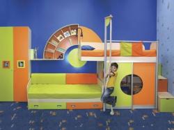 Выбираем корпусную мебель в детскую комнату