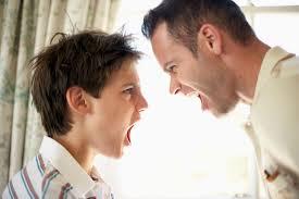 Тактика общения родителей с конфликтными детьми