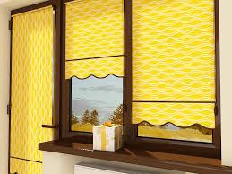 Рулонные шторы: современный стиль, красота и удобство