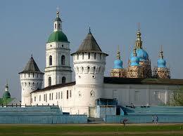 Старинный город Тобольск