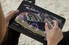 Время летит незаметно, если есть планшет с хорошими играми