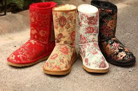 Угги – удобная обувь для зимней стужи