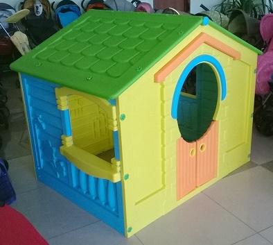 Собираем детский домик