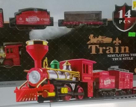 Масштабные модели железнодорожного транспорта как вариант хобби