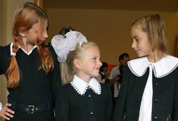 Школьная форма должна быть стильной