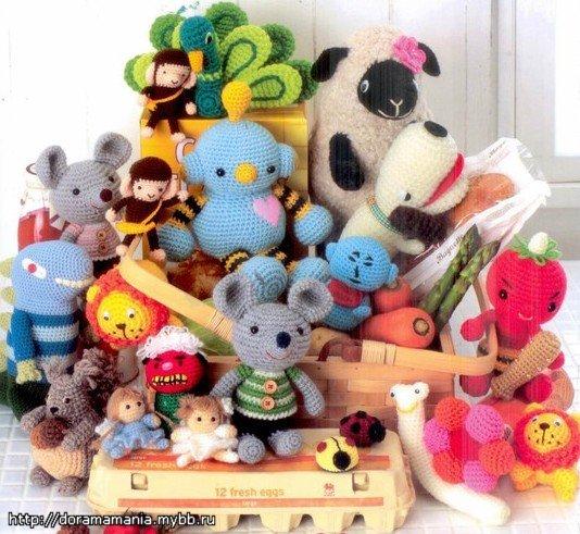 Разбираемся с классификацией игрушек