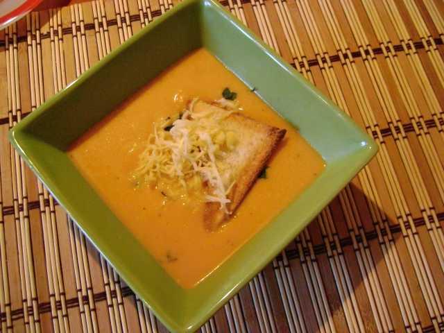 Супы из тыквы: два вкусных рецепта