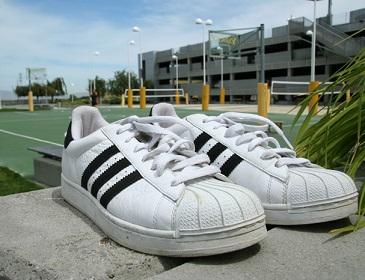 Секрет кроссовок Adidas