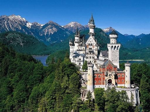 Путешествие по достопримечательностям зеленого Мюнхена