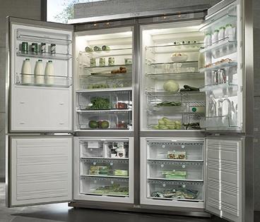 Основные преимущества современного холодильного оборудования