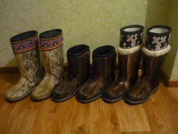 Какой должна быть зимняя обувь