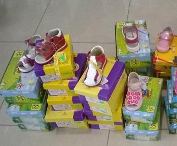 Обувь для самого маленького