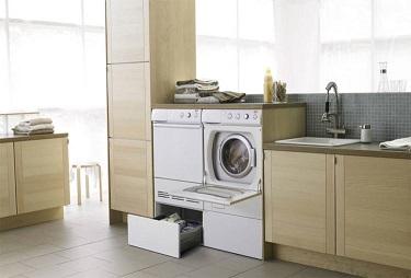 Достоинства дорогостоящего стирального оборудования бытового применения