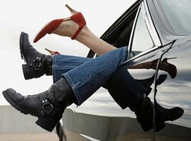 Секс в автомобиле, соглашаться?
